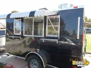 2017 6 X 12 Lil Orbits Donut Food Concession Trailer For Sale In Florida