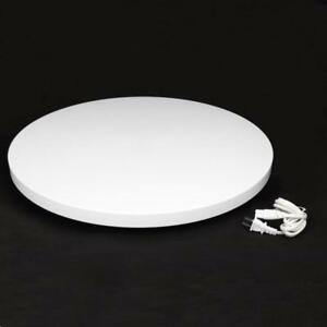 60cm 360 Degree 3d Electric Rotating Display Photography Turntable Max 40kg New