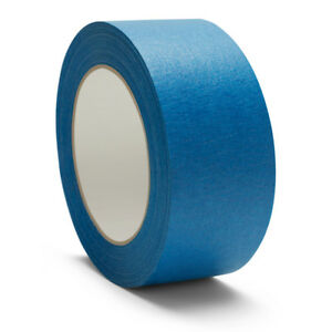 1 1 2 X 60 Yards Blue Painters Masking Tape 5 6 Mil 288 Rolls Free Shipping