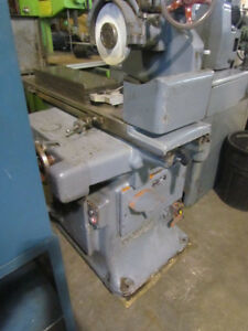 Brown Sharpe Surface Grinder W Magnetic Chuck G 807