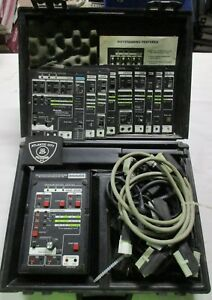 Ford Rotunda Otc Tool 007 00085 Transmission Tester With Cables And Overlays