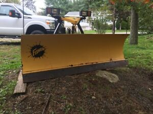 Minute Mount Fisher Plow