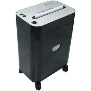 Royal Px1201 12 sheet Cross cut Paper Shredder Same Day Fast Free Shipping