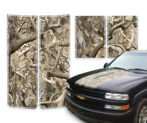 Chevy Tahoe Racing Truck Stripes Rally Decals Camouflage W Pinstripe 2000 2006