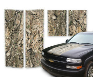 Chevy Tahoe Racing Truck Stripes Rally Decals Skull Camo W Pinstripe 2000 2006