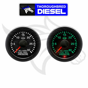 Isspro Ev2 Electronic Fuel Rail Pressure Gauge 0 30 000 Psi R17288