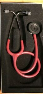 Nrw 3m Littmann Classic Ii Infant Stethoscope Peach Tube 28 Inch 2158