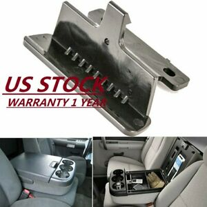Center Console Armrest Latch Lid For 2008 2013 Chevy Gmc Silverado Oem 20864151
