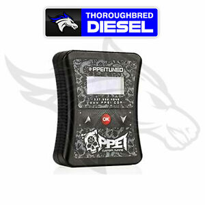 Ppei Dsp5 Custom Tuning Autocal For 2001 2010 Lb7 Lly Lbz Lmm Duramax