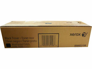 Genuine Xerox 006r01158 Black Toner Workcentre 5325 5330 5335 Original Oem