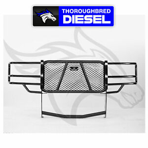 Ranch Hand Legend Series Grille Guard For 2016 2018 Silverado 1500 Ggc16hbl1