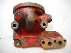 Farmall Case Ih Oil Filter Base 304275r1 414 420 460 560 606 660 706