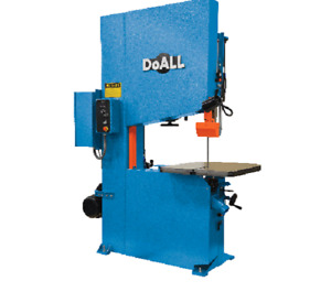 New Doall Zv 3620 Vertical Contour Band Saw 3004