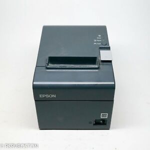 Epson Tm t20 Model M249a Thermal Receipt Printer Pos Restaurant Retail Tested