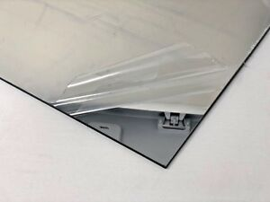 Acrylic Mirror Clear Plexiglass 125 1 8 X 12 X 12 Plastic Sheet