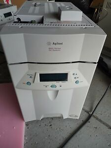 Agilent Hp 6850 Gc Gas Chromatograph Fid Working