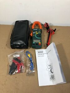Extech 380976 Ac Power Clamp Meter W Accessories