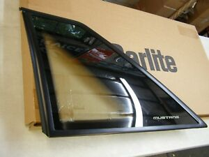 Nos 1987 1993 Ford Mustang Hatchback Quarter Window L 1988 1989 1990 1991 1992