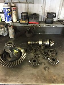 1949 1954 Chevrolet Rear End Ring And Pinion Gear Set 3 55 Ratio Complete