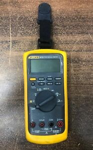Fluke 87v True Rms Clamp Meter