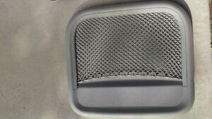 2006 2011 Chevy Hhr Front Drive Seat Back Panel Trim Gray Oem Great Condition