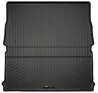 Husky Weatherbeater Black Cargo Trunk Liner For 2016 Honda Pilot