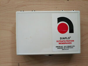 One Box Of 10 New Amicon Diaflo Ultrafiltration Membranes For Stirred Cell Ym5