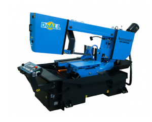 New Doall Ds 600sa Dual Miter Semi Automatic Band Saw 3026