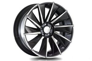 Bentley 22 Wheels By Wald Japan B11c Fits Continental Gt Flying Spur
