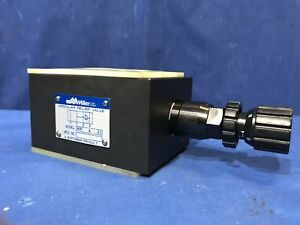 Miller Northman Mrf 03a k2 20 Modular Hydraulic Relief Valve Free Shipping