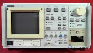 Advantest Q8460a Otdr Spectrum Analyzer