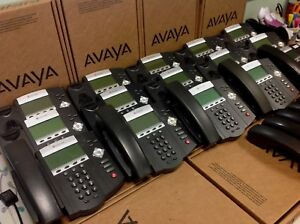 Lot Of 15 Polycom Soundpoint Ip 450 Ip450 2201 12450 001 Office Business Phone