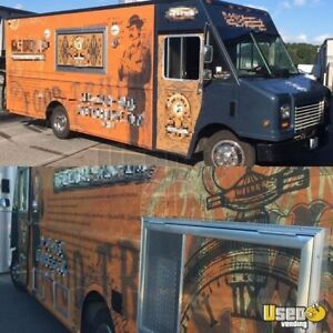 Workhorse Mobile Kitchen Food Truck For Sale In Virginia