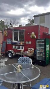 2010 6 X 12 Food Concession Trailer For Sale In New York