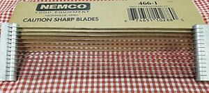 Replacement Blade Set For Nemco Tomato Slicer 3 16 Slice 55600 2 466 1