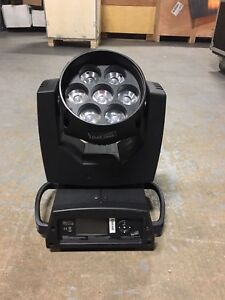 Clay Paky A leda K5 Wash Dj Lighting Small Moving Light