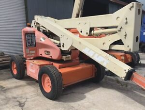 Jlg 45 Electric Articulated 45 Boom Lift Aerial Manlift Platform