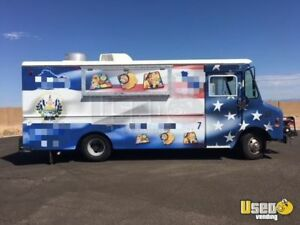 Chevy Food Truck For Sale In Arizona