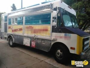 Chevy Pizza Food Truck For Sale In Nevada