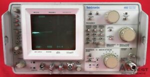 Tektronix 492 Spectrum Analyzer 50khz To 21ghz