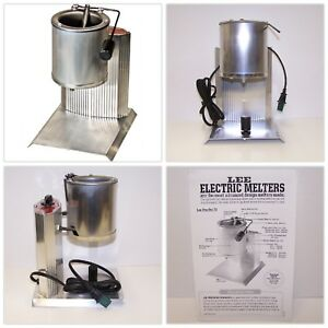 Lee Precision Production Lead Melting Pot IV Reloading 90009 Thermostat NEW