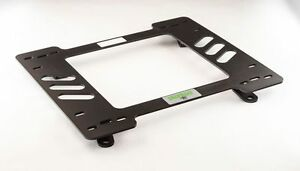 Planted Seat Bracket For 1982 1992 Chevrolet Camaro Driver Side Racing Seat