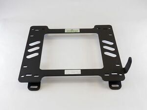 Planted Seat Bracket For 1989 1997 Mazda Miata Driver Left Side Racing Seat