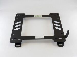Planted Seat Bracket For 1998 2005 Mazda Miata Mx 5 Driver Left Side Racing Seat