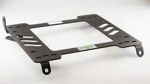 Planted Seat Bracket For 1992 1998 Honda Del Sol Driver Left Side Racing Seat