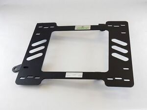 Planted Seat Bracket For 1988 89 Honda Civic Passenger Side 3 Door Hatch Back