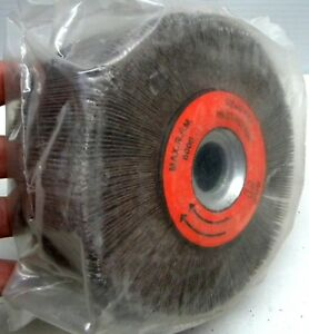 Flap Sanding Grinding Wheel 80 Grit 3 X 6 X 1 Id New