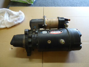Delco Remy 10461066 37mt Remanufactured Starter 12v Rotation Cw