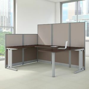 Bush Business Furniture Office In An Hour U shape Workstation