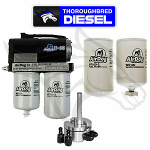Airdog Ii 4g 165 Gph Lift Pump For 05 17 Dodge Cummins Wextra Filters